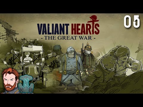 STELLAR MEDIC GUITAR HERO MINIGAME! Let's Play Valiant Hearts: The Great War Part 5 |