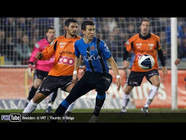 2010-2011 - Jupiler Pro League - 22. Club Brugge - SC Charleroi 5-0