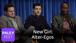 New Girl - The Cast and Writers on Alter-Egos in the Show