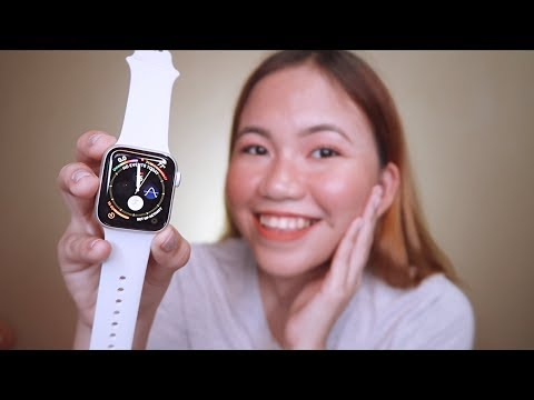 APPLE WATCH SERIES 4 UNBOXING