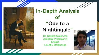 Ode to a Nightingale by John Keats Analysis Allusions Meaning and Literary devices with images