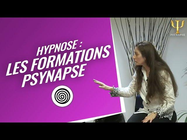 Formation Hypnose, Paris | Virginie Vernois, Psynapse.