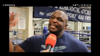 "BREAKING! DILLIAN WHYTE ERUPTS!!!!! ""BOXING IS FULL OF S***!"""