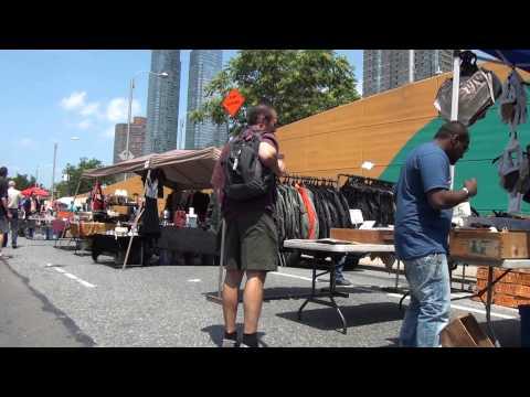 Video#1082 Hell's Kitchen Flea Market 2013
