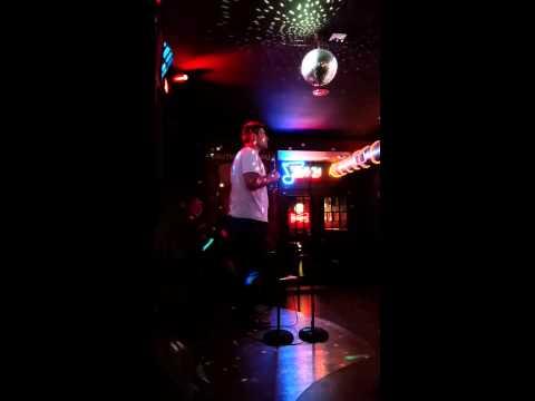 Anaheim Duck's Patrick Maroon - St. Louis karaoke