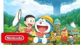 Doraemon: Story of Seasons - Launch Trailer - Nintendo Switch