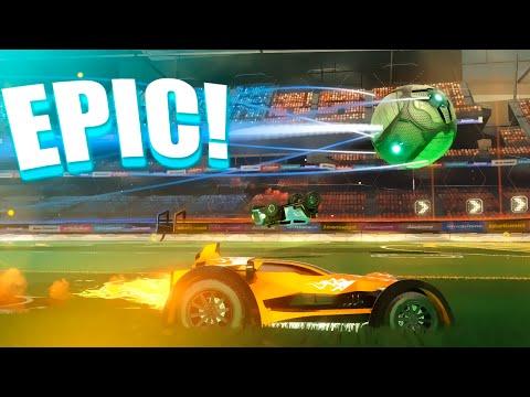 LO SIENTO COMPAÑERO! - Gameplay Rocket League PS4