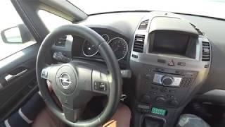 Обзор автомобиля Opel ZaFiRa B 2007 г.в