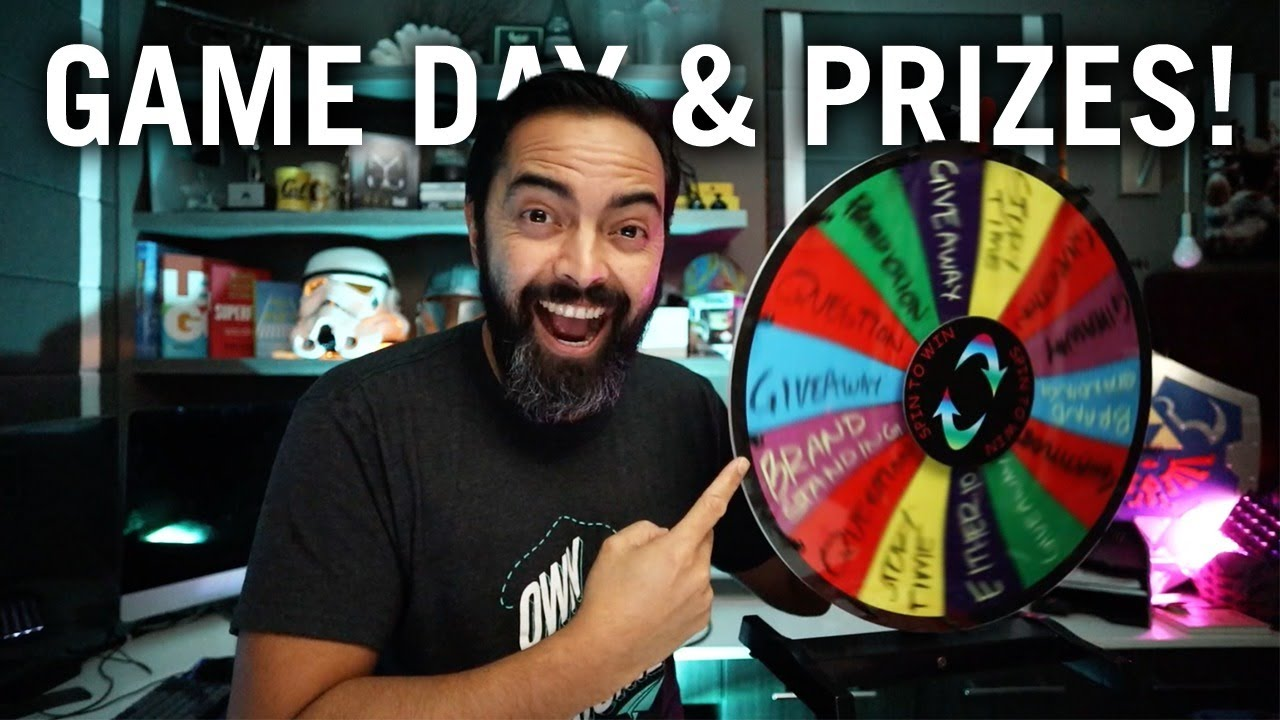 Friday Funday! Giveaways, Games and More! Day 254 of The Income Stream