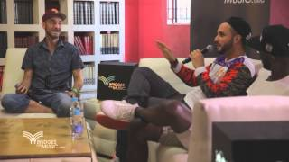 bridges for music loco dice black coffee full workshop in soweto township south africa