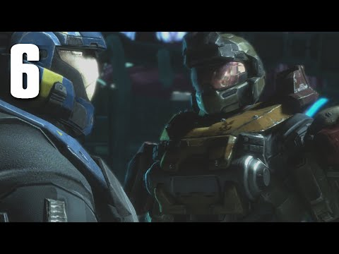 Let's Play - Halo Reach [6] Spacing Out