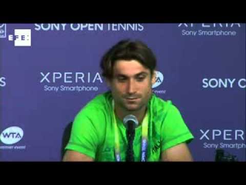 David Ferrer, único español en cuartos del Masters 1000 de Miami .