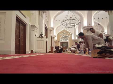 Salatul Taraweeh from State Grand Masjid Doha Qatar 03.06.2017