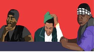 If 90's rappers made lofi hip hop radio