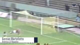 En la Historia Rayada en la Temporada 89-90 obtuvimos una victoria en el Estadio Azteca. Aquí te dejamos los goles de aquel partido.