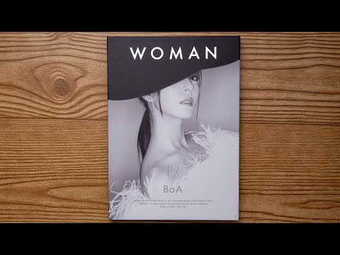 Unboxing | BoA Vol. 9 - WOMAN