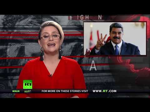 Trump Eyes Regime Change in Venezuela & AOC's Tax Proposal Gains Popularity