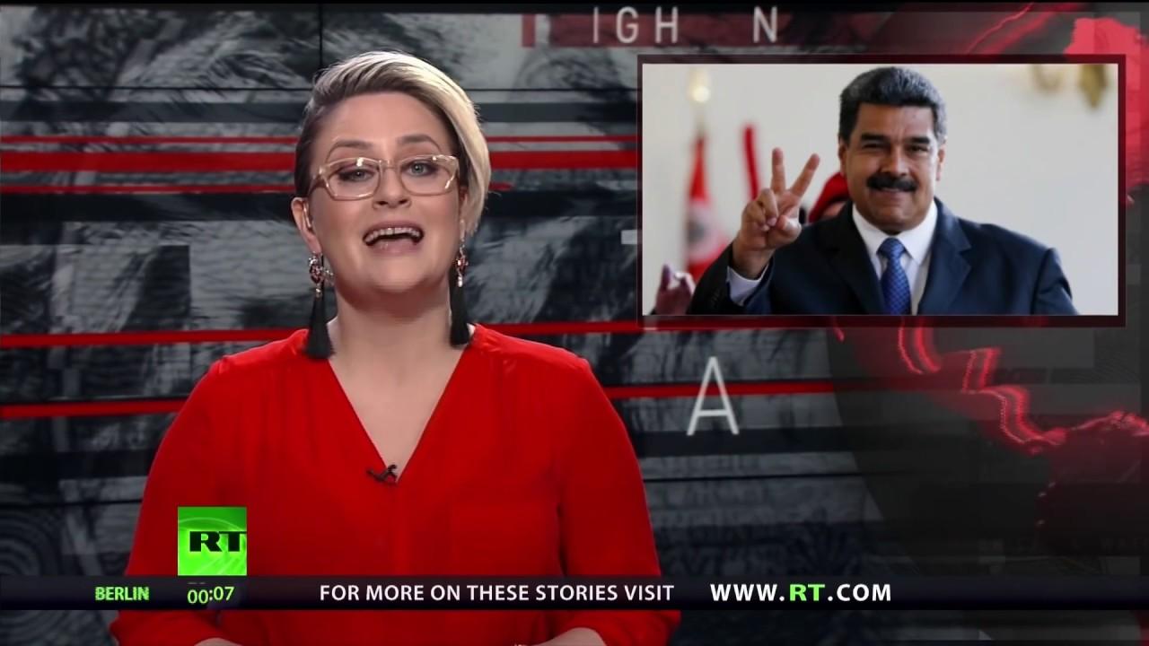 Trump Eyes Regime Change in Venezuela & AOC's Tax Proposal Gains Popularity #Regime
