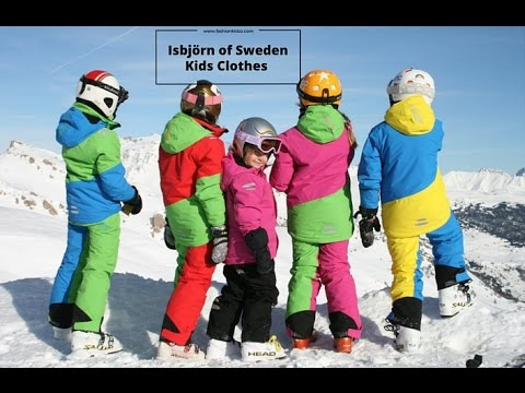 Isbjörn of Sweden Kids Clothes    www.fashionkidzz.com - YouTube b48aad2257cbd