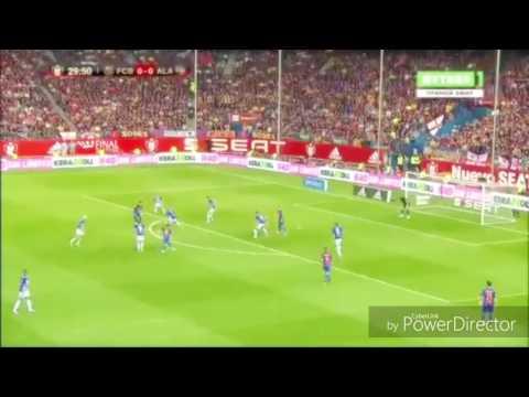 Leo messi goal vs alaves