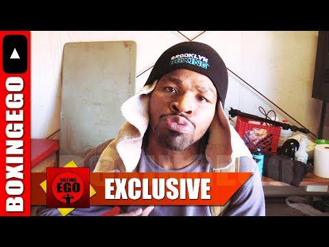 "RE: SHAWN PORTER RIPS DANNY GARCIA IN RESPONSE TO BEING ""PROTECTED"" -BOXINGEGO"