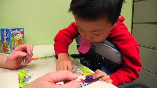 Pediatric Rehabilitation │ Gillette Children's Specialty Healthcare