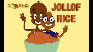 Ajebo vs Kpako  - Jellof Rice  Episode 3