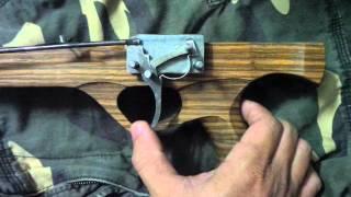 Repeat youtube video New Speargun Trigger Thailand 6 ปืนยิงปลา