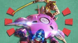 Overwatch - New Animated Short [ Genji + D.va ]