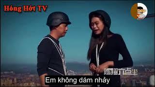 Hài bựa Trung Quốc - Đầu khấc dập trứng