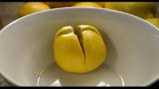 Corte 1 limão e coloque no seu quarto na hora de dormir – aqui está o porquê