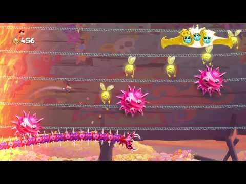 Rayman Legends - One Million Lums!