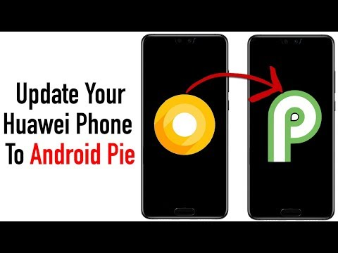 How To Update Your Huawei Phone To Android Pie With HiCare App