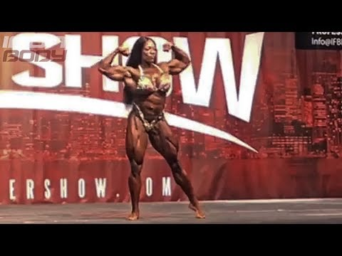 "2019 Toronto Pro Posing ""Margie Marvelous"" Women's Bodybuilding"