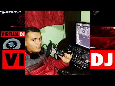 Tutorial Virtual Dj 8 - mezclar electronica / virtual course dj 8