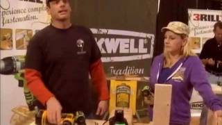 Rockwell 3RILL 3-in-1 Impact, Drill and Driver
