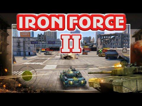 Iron Force 2, новые танки лучше старых? Скачать на андроид и Ios