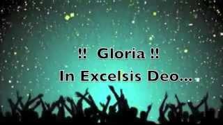 Gloria in Excelsis Deo-Pista-Desconocido