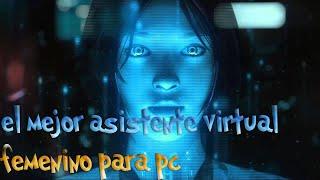 Descargar El Mejor Asistente Virtual En Español Para Windows Vista/7/8