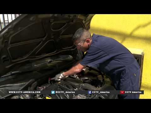 Colombian man creates car fuel from Hydrogen