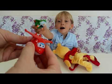 Harika kanatlar seti,Jett,Donnie,Jerome,Dizzy,Mira,Paul,Bello,Çocukların Eğlenceli Videoları