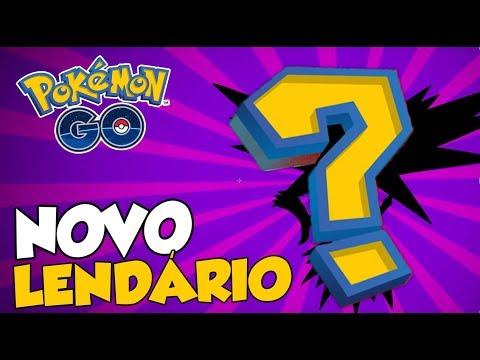 NOVO LENDÁRIO NAS QUEST DE CAMPO! -  Pokémon Go