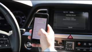How to Sync iPhone To a 2015 Hyundai Genesis | Tutorial