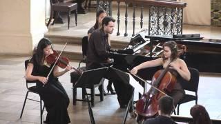 Shostakovich Piano Trio No. 2  - Largo, Allegretto -