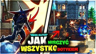 * NEW * HOW TO DESTROY EVERYTHING WITH TOUCH IN FORTNITE! -* MEGA GLITCH *-Fortnite Battle Royale | Hexo