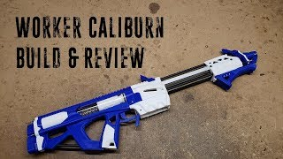 Worker Caliburn - Build & Review