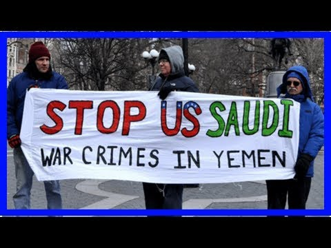 Trump Touts $12.5B Saudi Arms Sale as US Support for Yemen War Literally Fuels Atrocities