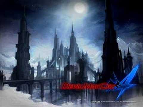 Devil May Cry 4: Temptation (BAEL tentacle combat)