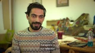 Interreg Gr-It SPARC''Our Karagkiozis'' (Documentary Trailer)