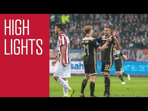 Highlights Willem II - Ajax